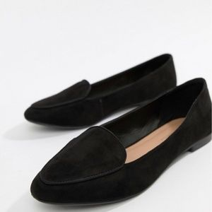 Black New Look Loafer